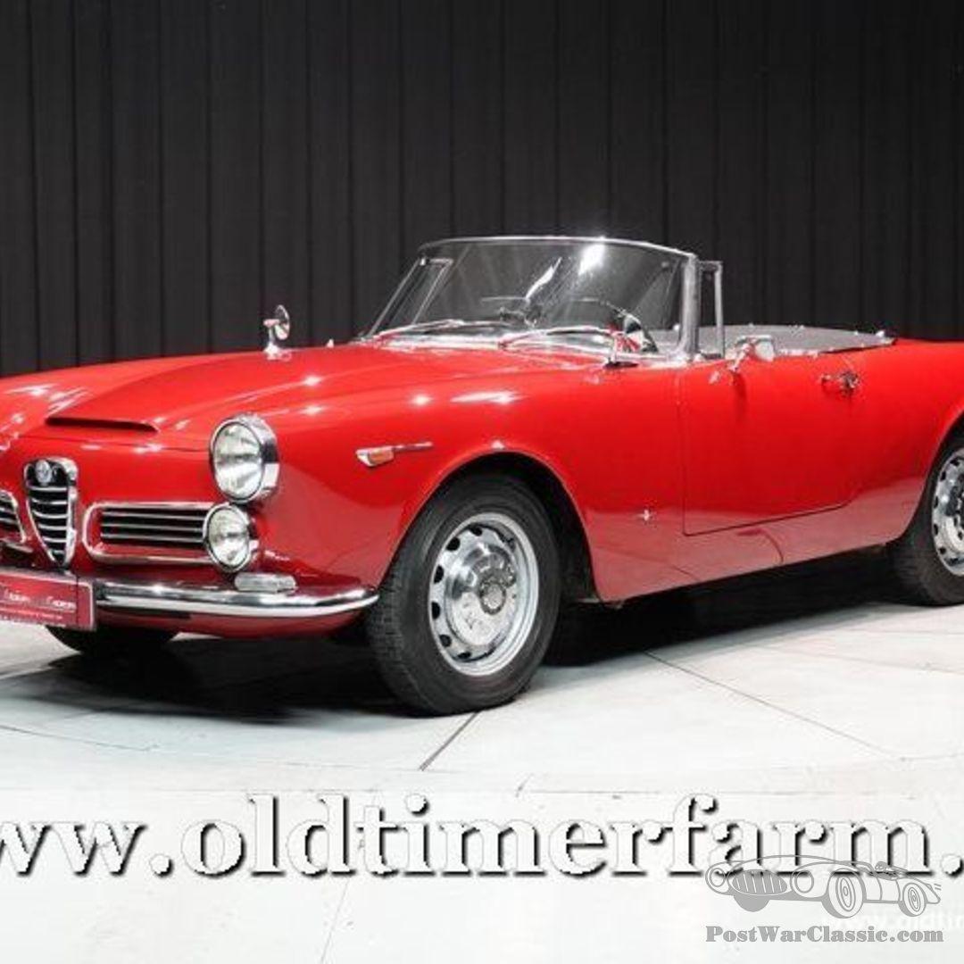 Car Alfa Romeo 2600 1964 For Sale