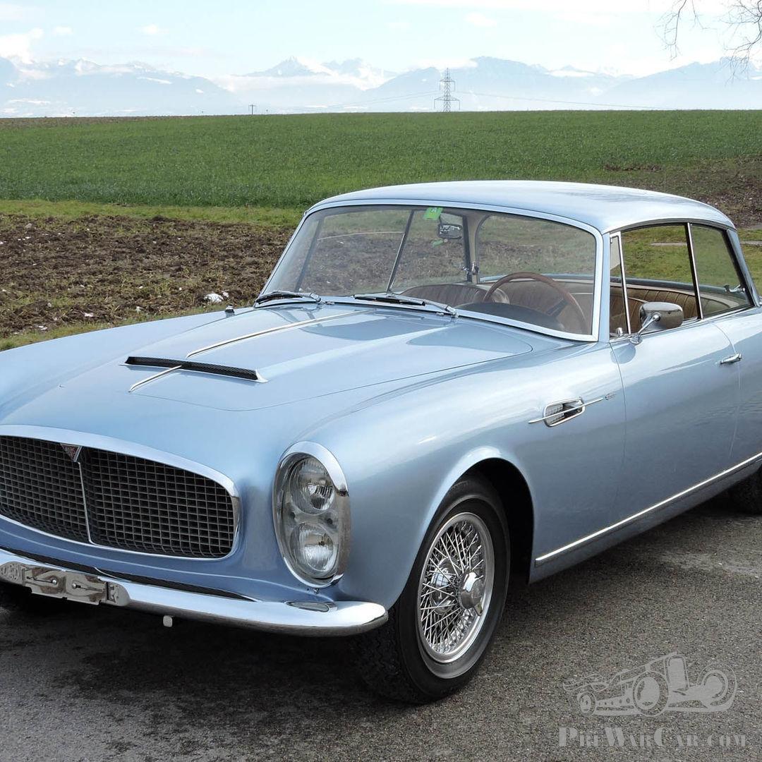 Car Alvis Graber Super Coupé 1964 For Sale