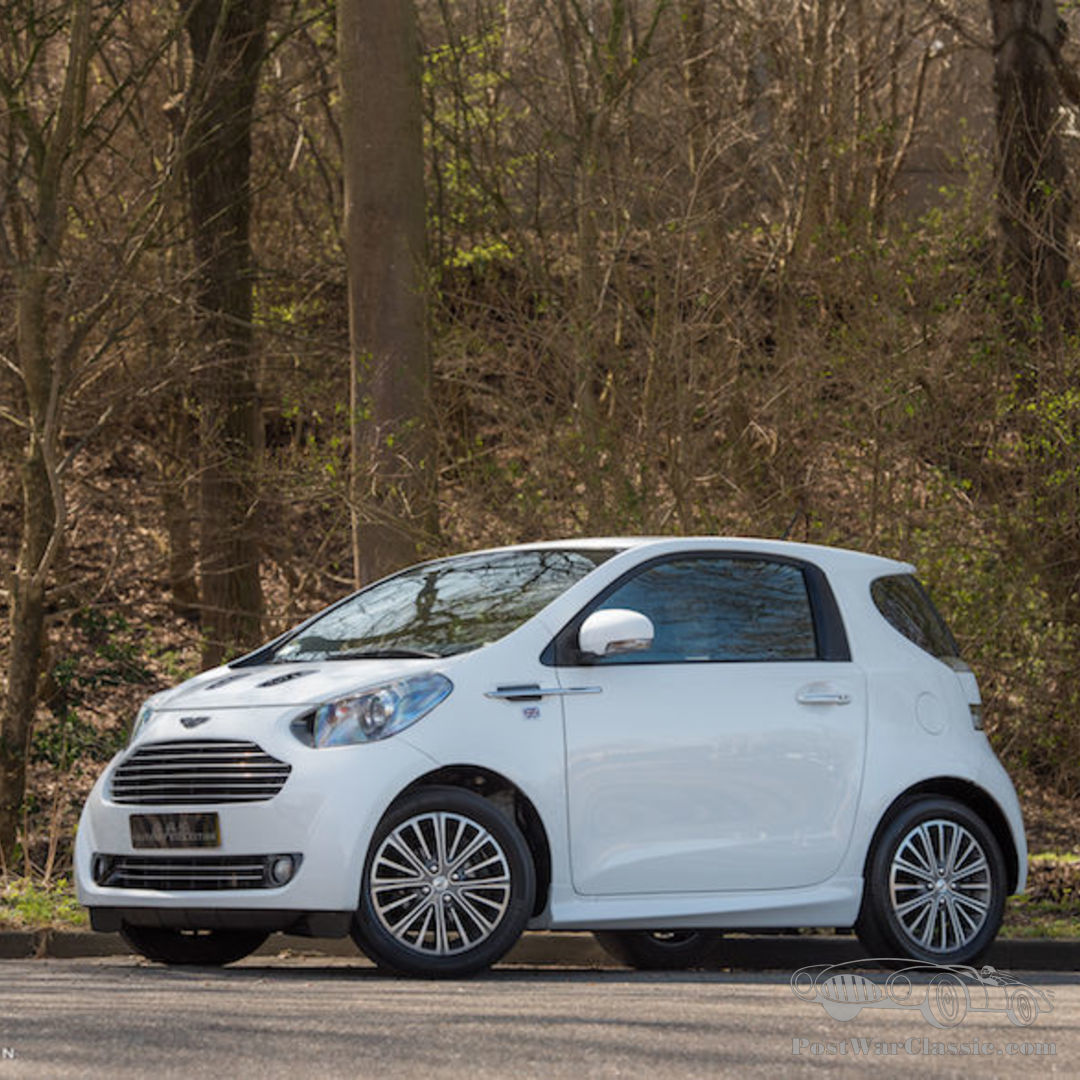 Car Aston Martin Cygnet 2011 For Sale