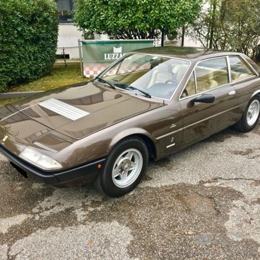 Car Timossi-Ferrari 365 GT4 2+2 1973 For Sale