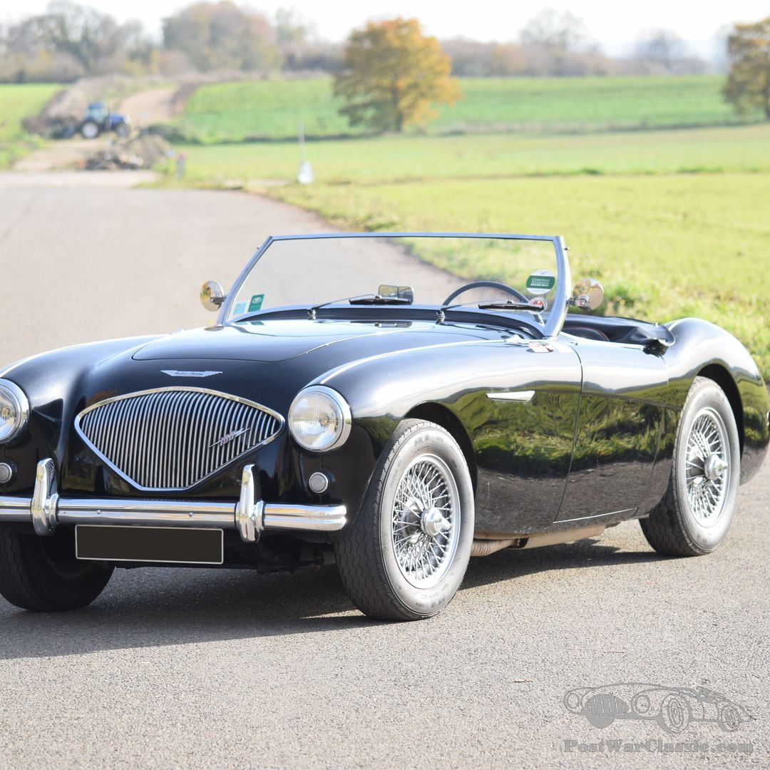 Car Austin Healey 100/4 BN2 1956 For Sale
