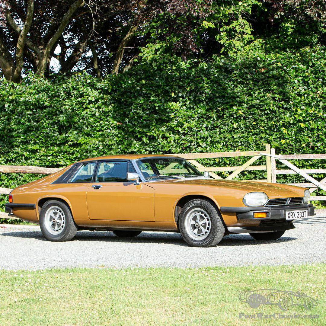 Car Jaguar XJ-S V12 Coupé 1979 for sale - PostWarClassic