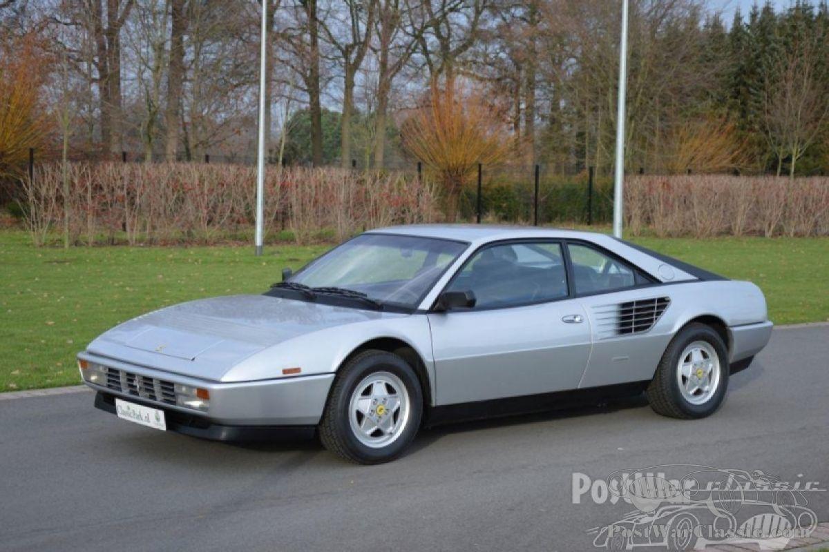 Auto Ferrari Mondial 3 2 1985 Zu Verkaufen Postwarclassic