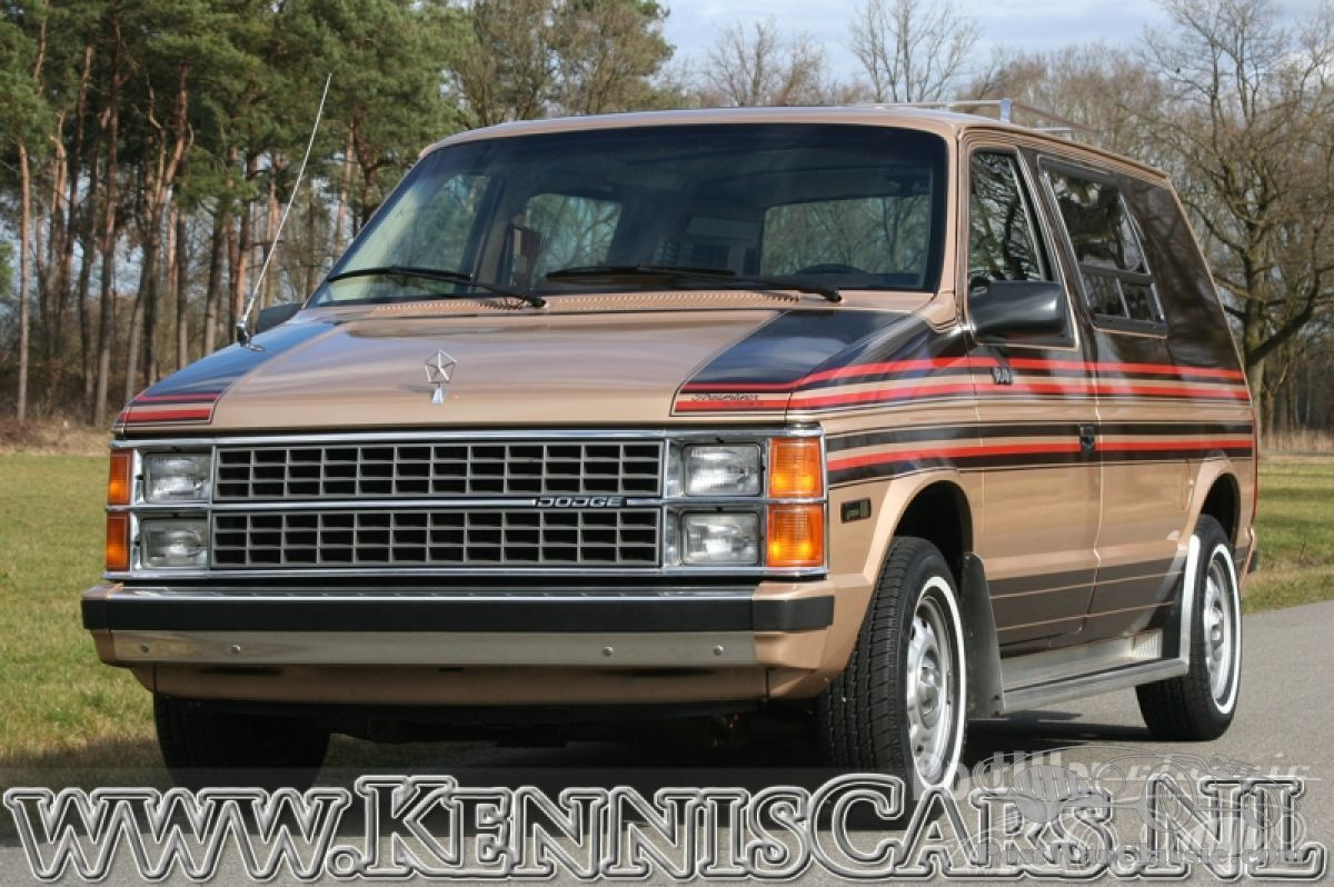 Car Dodge 1984 Ram Van Custom Built By Mark Iii Industries Camper 1984 For Sale Postwarclassic