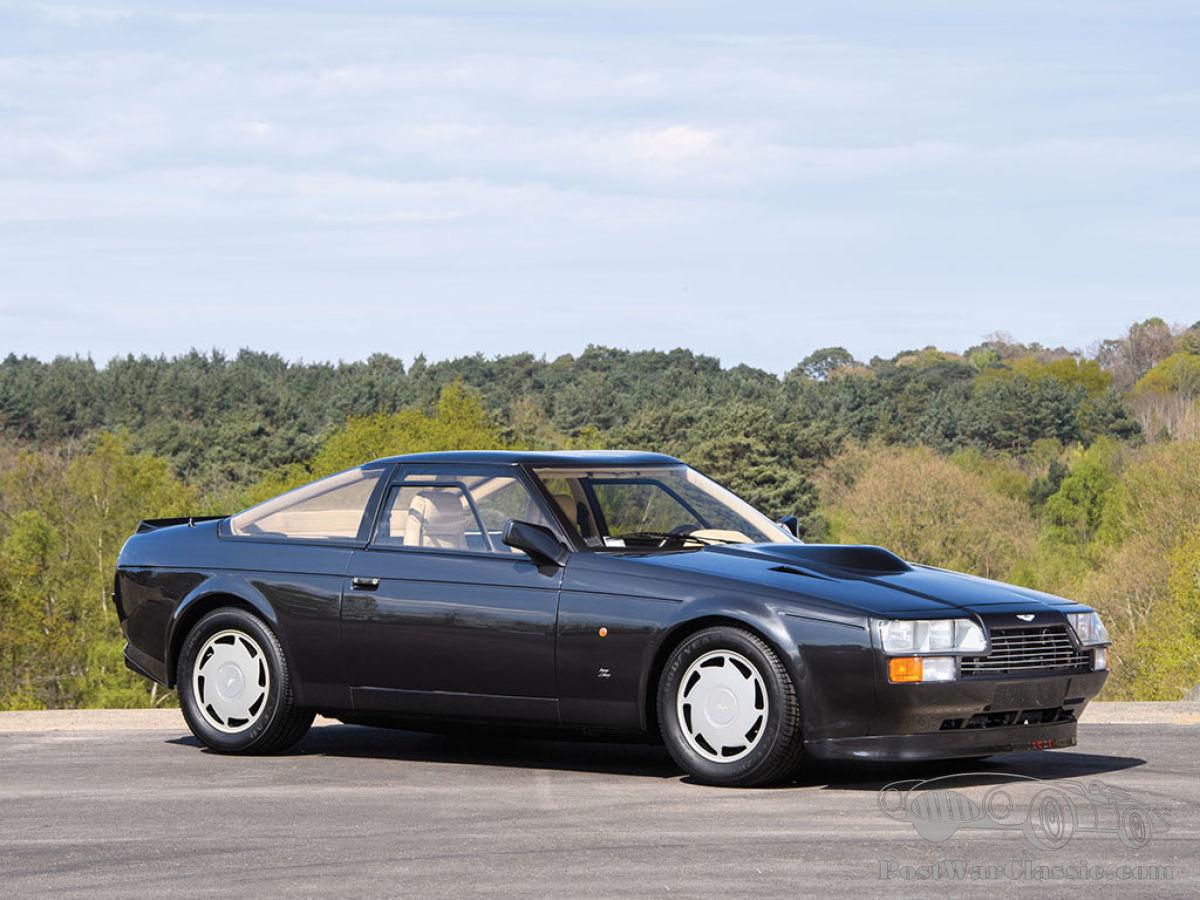 Auto Aston Martin V8 Vantage 1987 Zu Verkaufen Postwarclassic