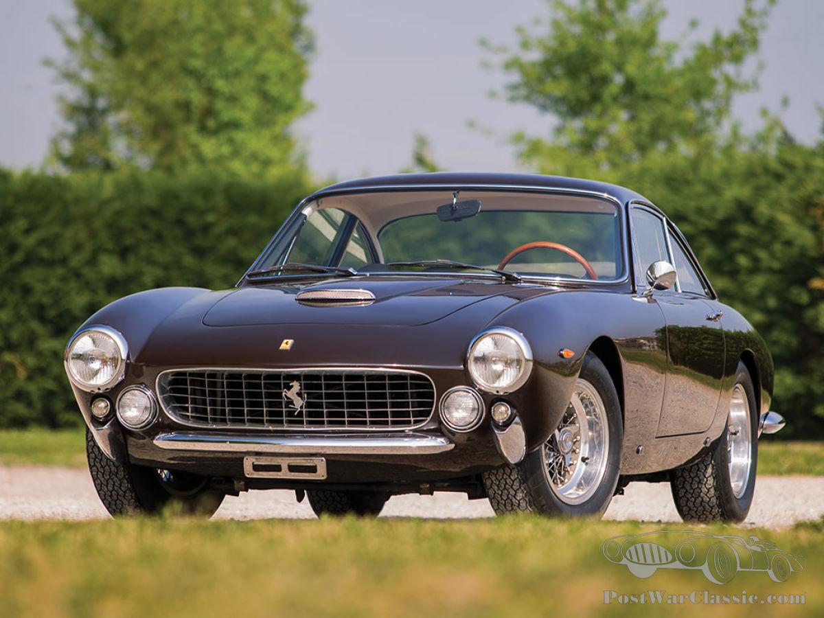 Auto Ferrari 250 Gt L Berlinetta Lusso 1964 Zu Verkaufen Postwarclassic