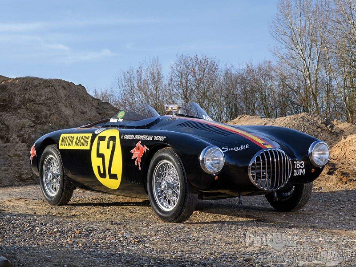 Car Osca Mt4 1500 1954 For Sale Postwarclassic
