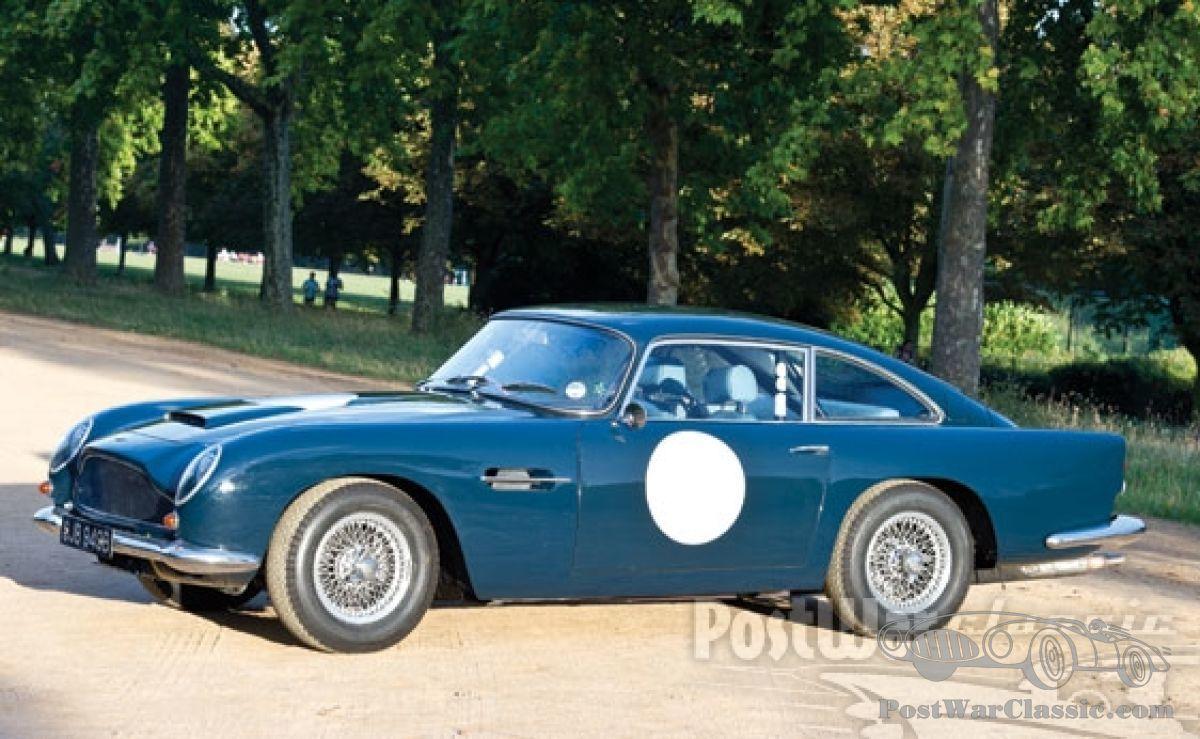 Car Aston Martin Db4 Series V Vantage 1963 For Sale Postwarclassic