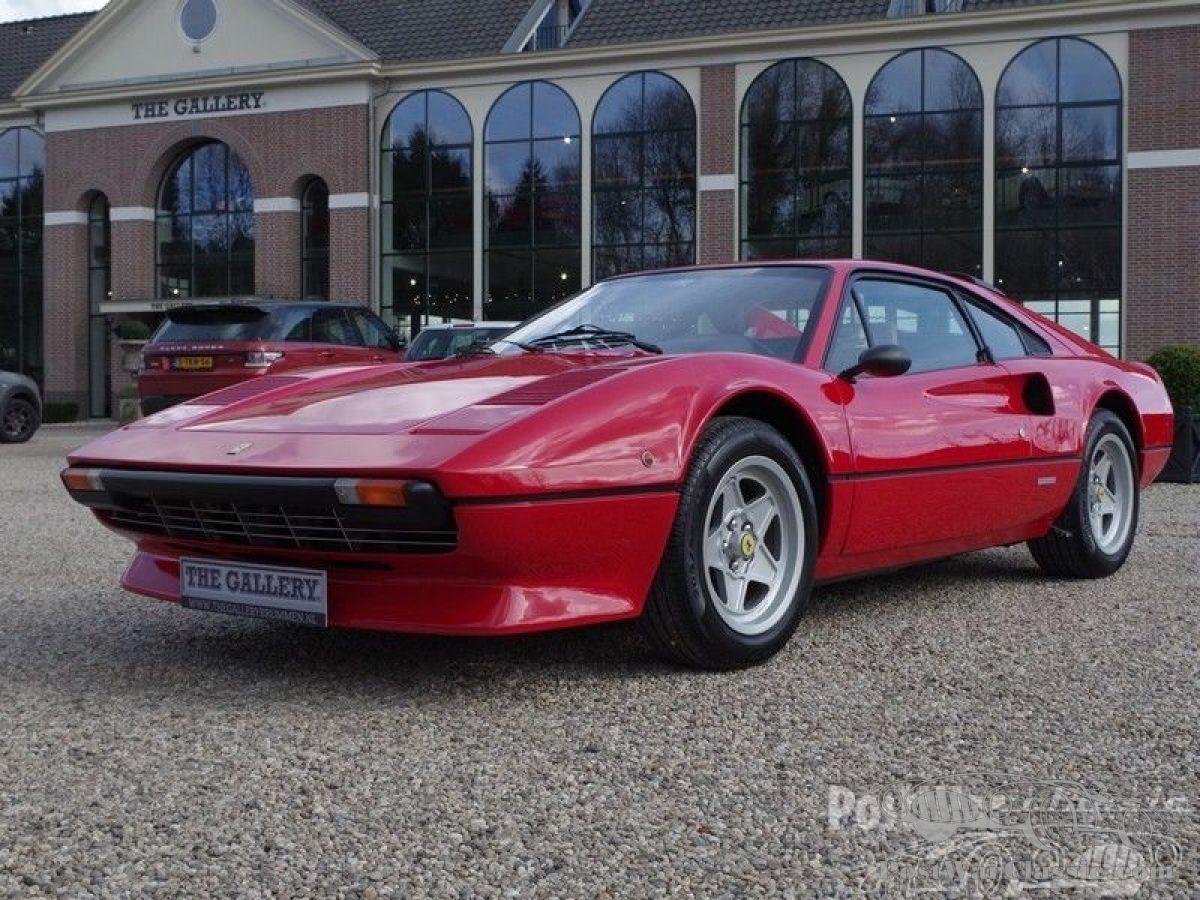 Ferrari 308 Gts For Sale >> Car Ferrari 308 Gtb Vetroresina Coupe 1977 For Sale