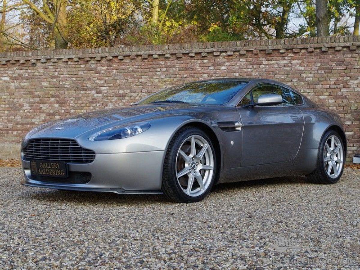 Car Aston Martin 4 3 V8 Vantage 2006 For Sale Postwarclassic