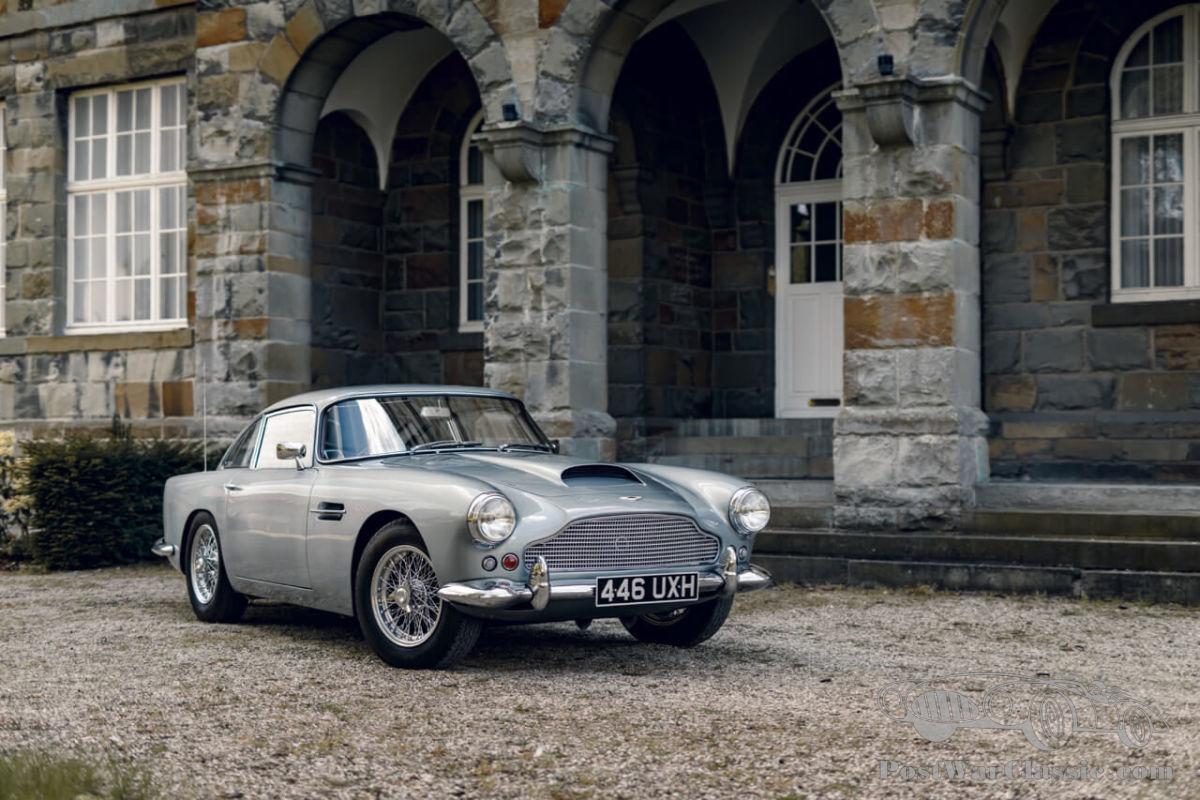 Auto Aston Martin Db4 1960 Zu Verkaufen Postwarclassic