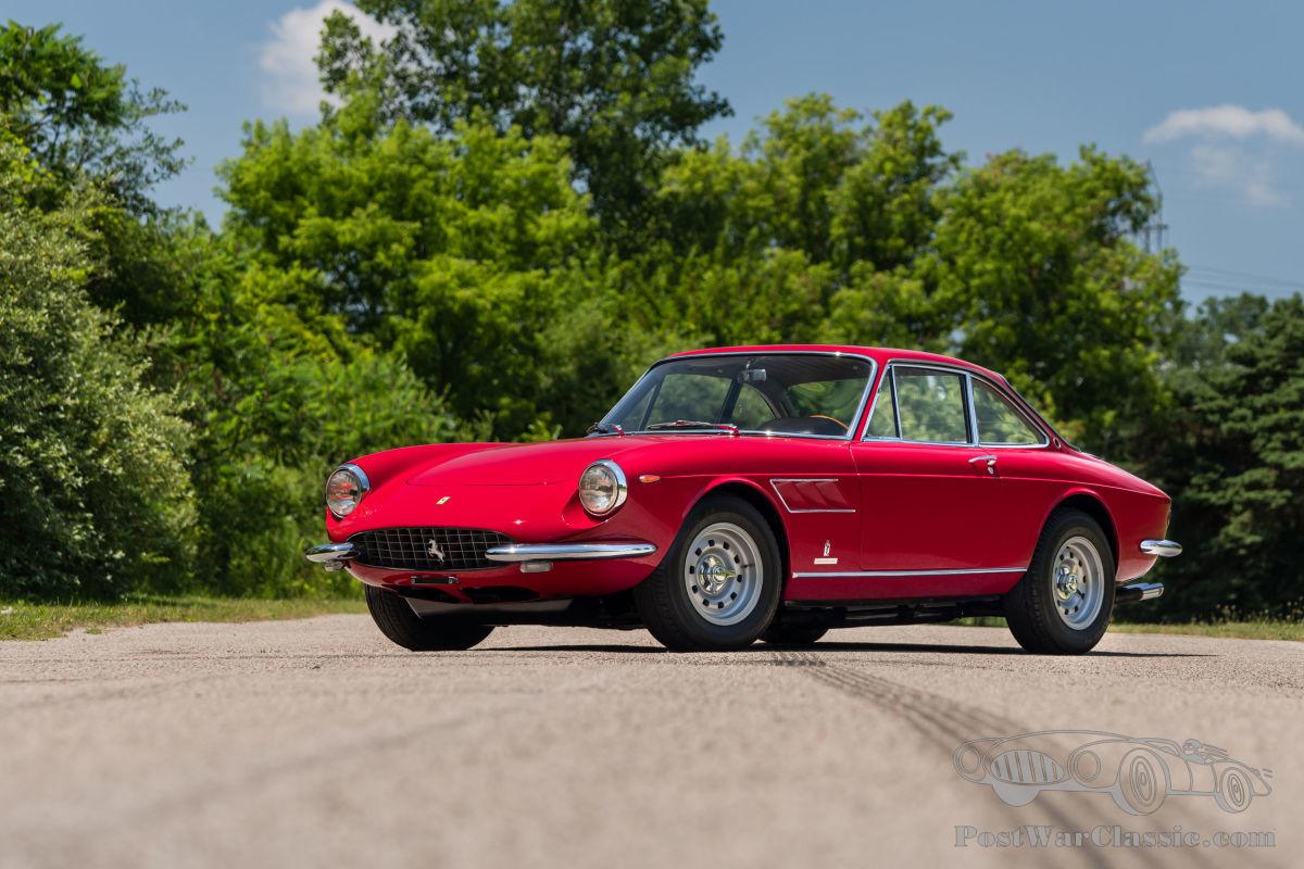 Auto Ferrari Coupe 1967 Zu Verkaufen Postwarclassic