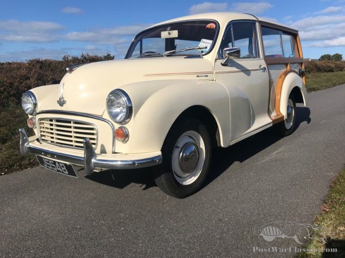 Car Morris Minor Traveller 1965 For Sale Postwarclassic
