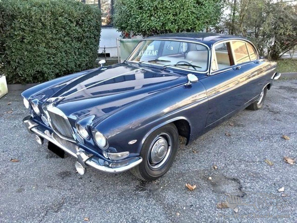 Car Jaguar MARK X 1963 for sale - PostWarClassic