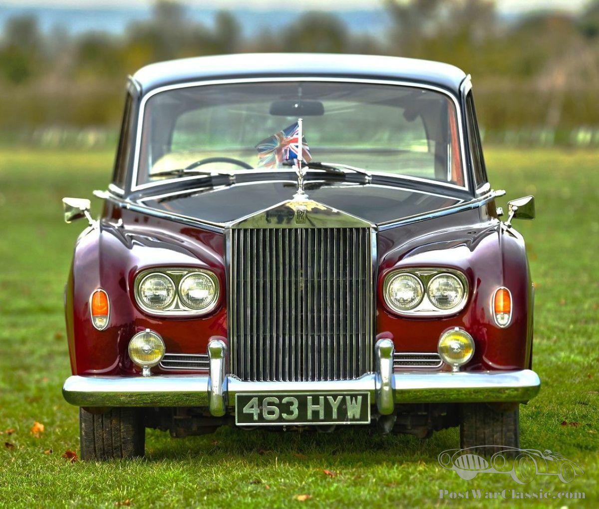 Car Rolls Royce Phantom V Park Ward Limousine 1960 For Sale Postwarclassic