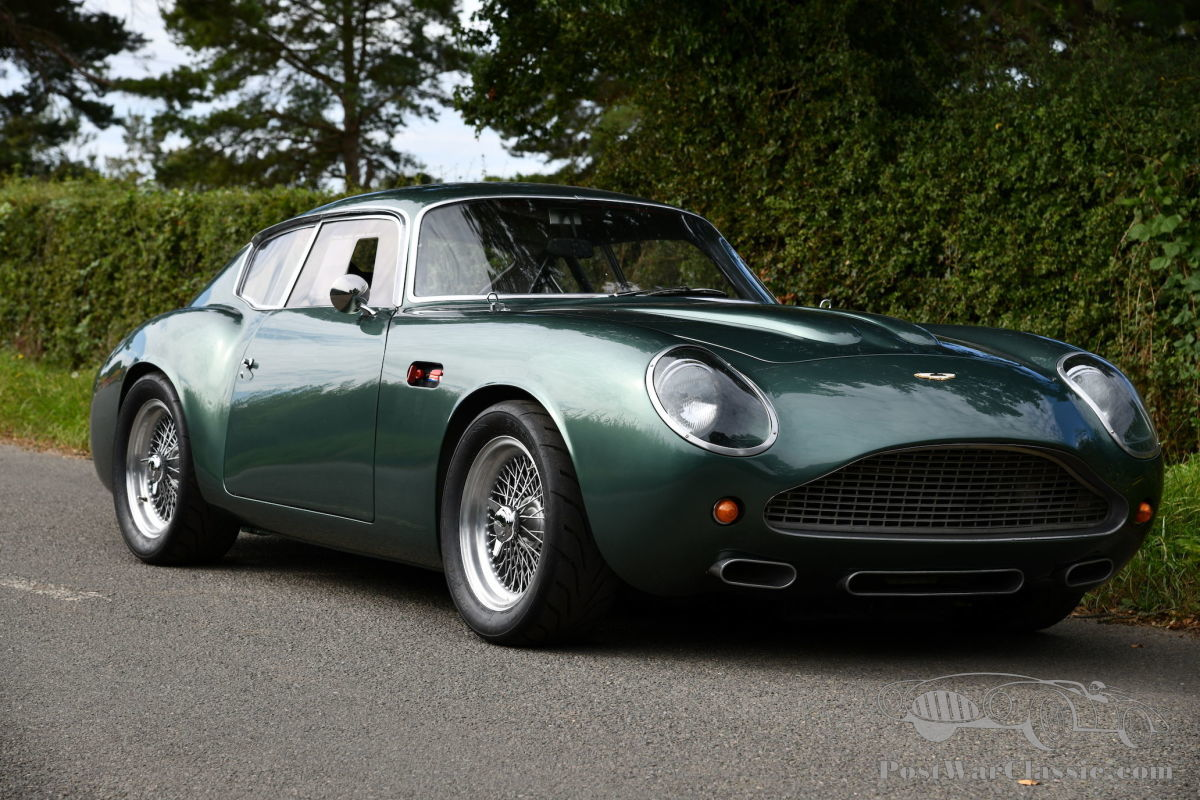 Car Aston Martin Db4 1960 For Sale Postwarclassic