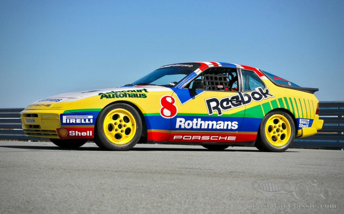 Car Porsche 944 Turbo Cup Vin Wp0aa0950jn165082 1988 For Sale Postwarclassic