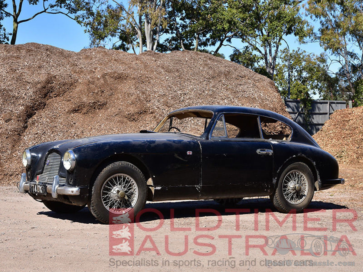 Car Aston Martin Db2 4 Mk I Barn Find Restoration Project 1955 For Sale Postwarclassic
