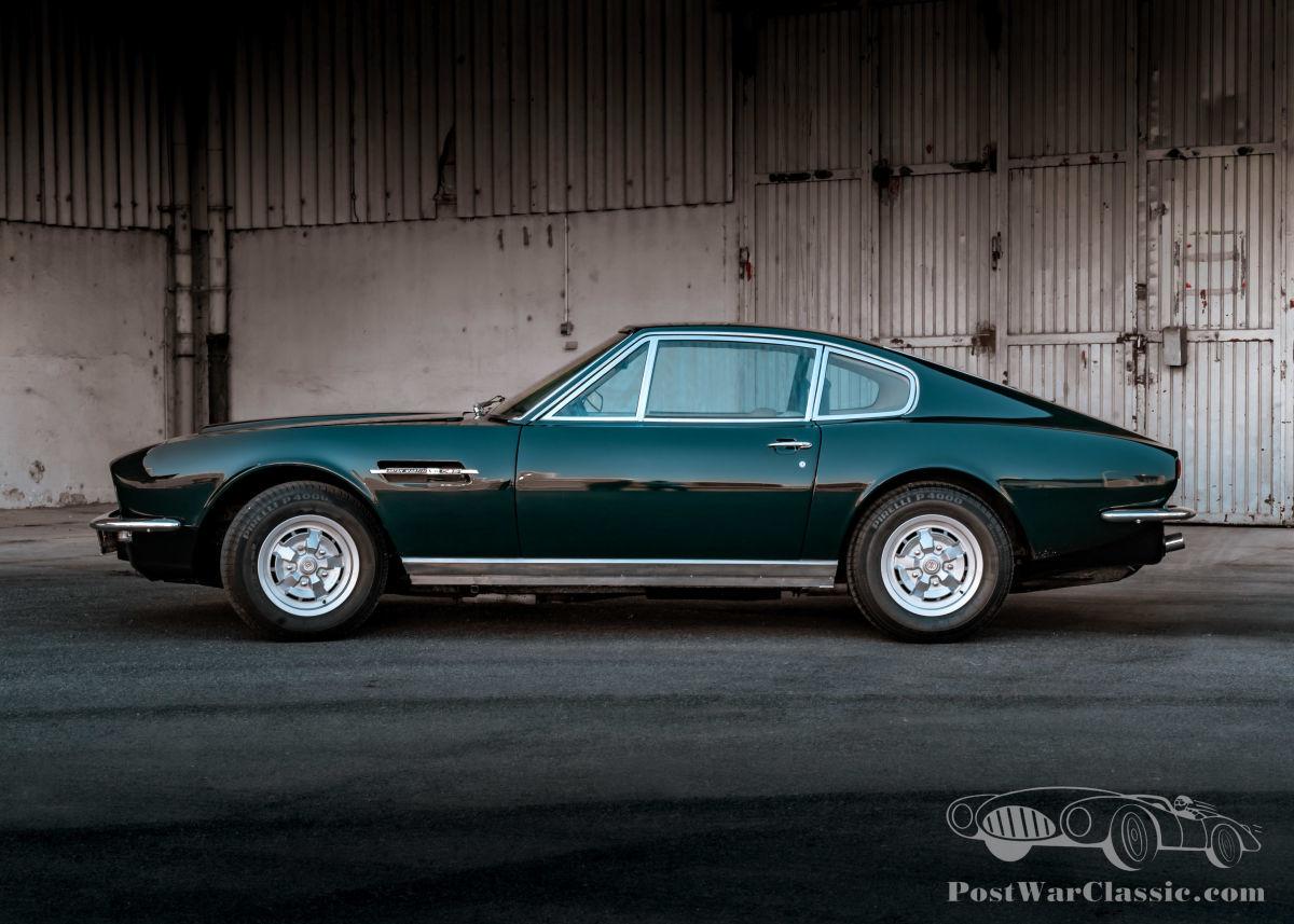 Car Aston Martin V8 Sports Saloon 1973 For Sale Postwarclassic